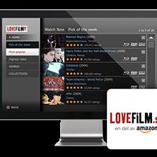 Nerstängd – LoveFilm